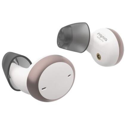 次世代のイヤフォン型補聴器!